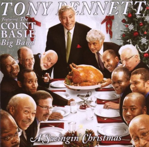 Tony Bennett Christmas Time Is Here cover art