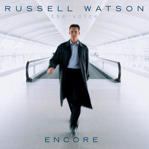 Russell Watson Catch The Tears cover art