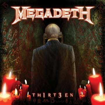 Megadeth Never Dead cover art