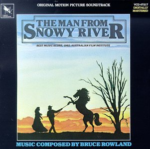 Bruce Rowland End Titles cover art