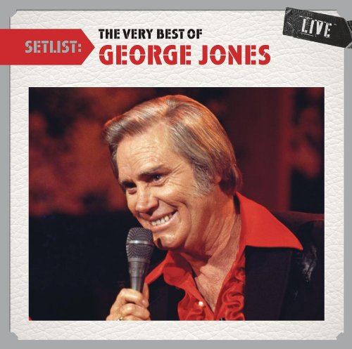 George Jones The Door cover art