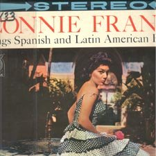 Connie Francis Malaguena cover art