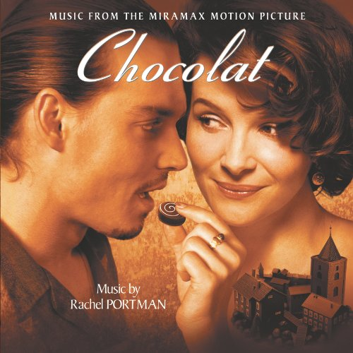 Rachel Portman Guillaume's Confession (from 'Chocolat') cover art