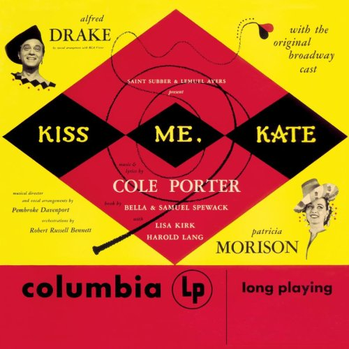 Cole Porter Why Can't You Behave? cover art