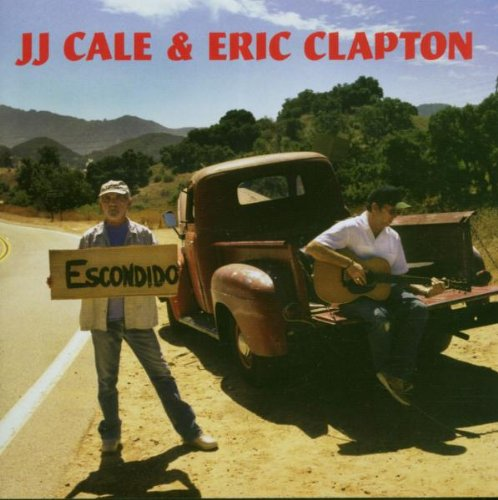 Eric Clapton Who Am I Telling You? cover art