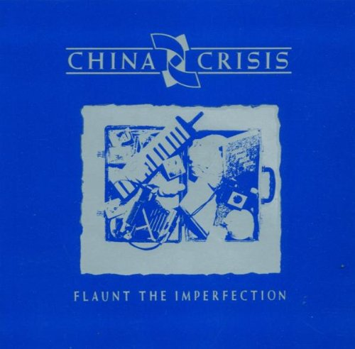 China Crisis Black Man Ray cover art