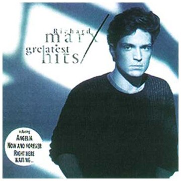 Richard Marx Hold On To The Nights cover art