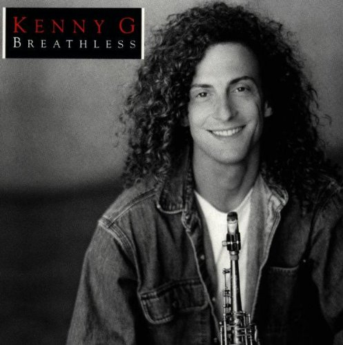 Kenny G Forever In Love cover art