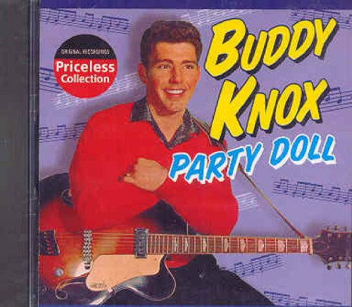 Buddy Knox Party Doll cover art