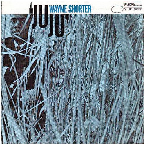Wayne Shorter Juju cover art