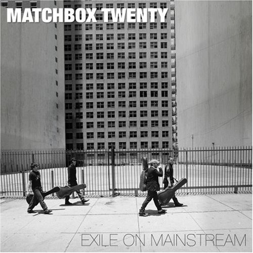 Matchbox Twenty These Hard Times cover art