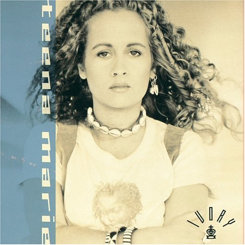 Teena Marie If I Were A Bell cover art