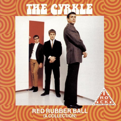 The Cyrkle Red Rubber Ball cover art