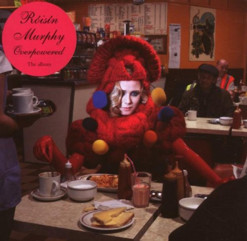 Roisin Murphy Overpowered cover art