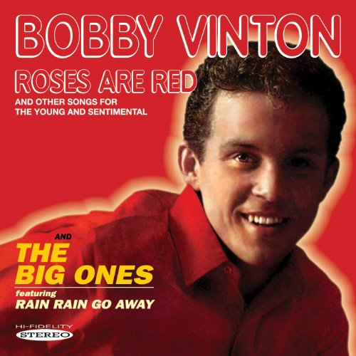 Bobby Vinton Roses Are Red, My Love cover art