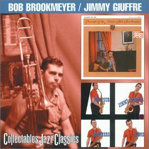 Jimmy Giuffre Four Brothers cover art