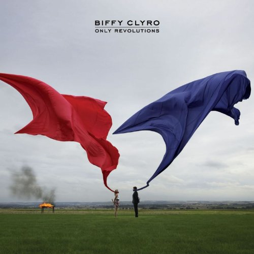 Biffy Clyro The Captain cover art