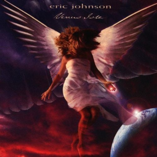 Eric Johnson Venus Isle cover art