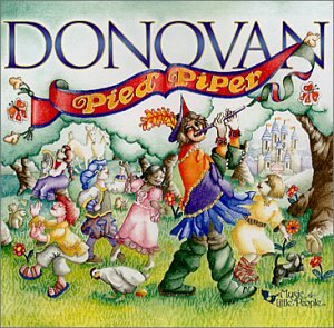 Donovan Voyage Of The Moon cover art