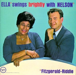 Ella Fitzgerald Mean To Me cover art