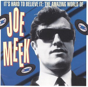 Joe Meek Telstar cover art