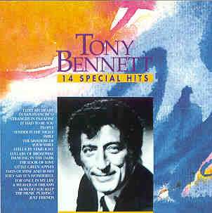 Tony Bennett Little Green Apples cover art