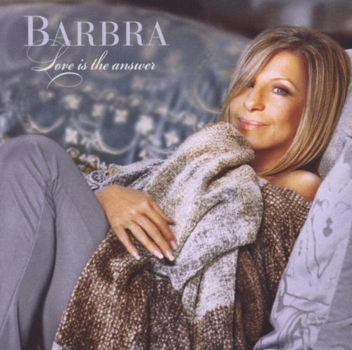 Barbra Streisand Love Dance cover art