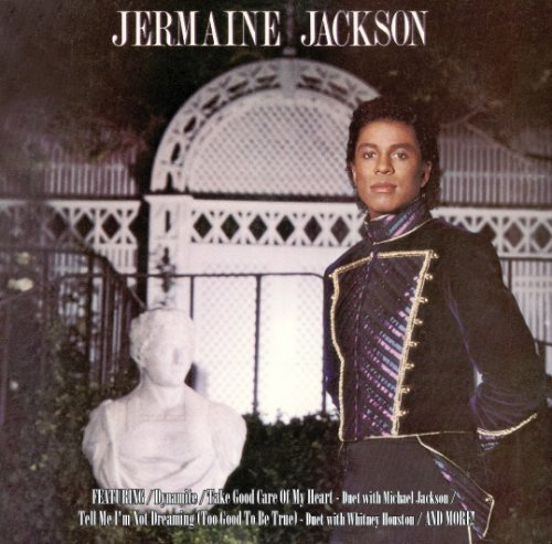 Jermaine Jackson Daddy's Home cover art