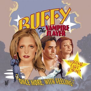 Joss Whedon Rest In Peace (from Buffy The Vampire Slayer) cover art