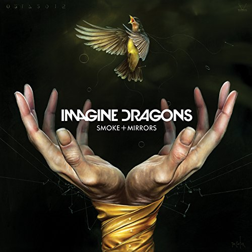 Imagine Dragons Smoke + Mirrors cover art