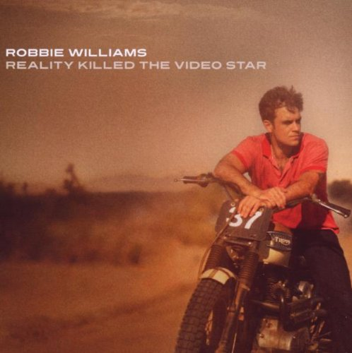 Robbie Williams You Know Me cover art