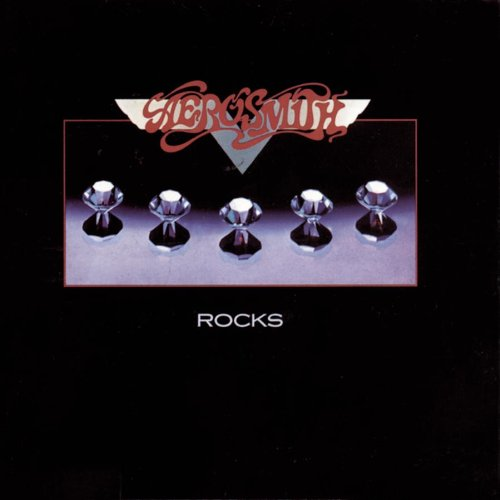 Aerosmith Back In The Saddle cover art