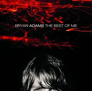 Bryan Adams The Best Of Me cover art