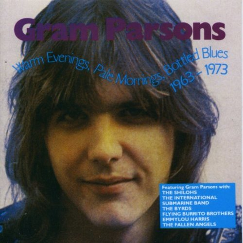 Gram Parsons Hickory Wind cover art