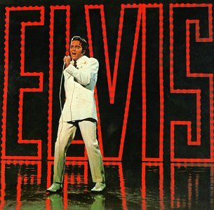 Elvis Presley If I Can Dream cover art