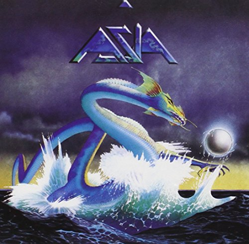Asia Only Time Will Tell cover art