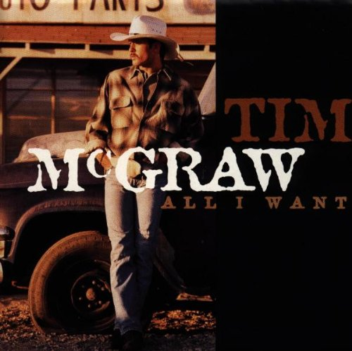 Tim McGraw I Like It, I Love It cover art