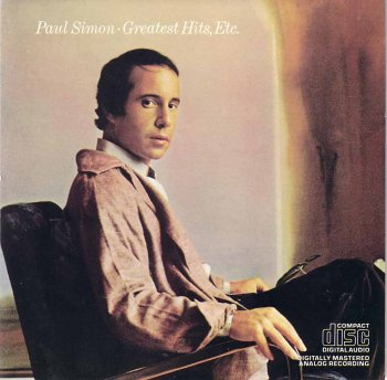 Paul Simon Slip Slidin' Away cover art