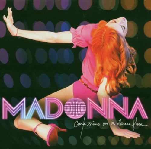 Madonna Hung Up cover art