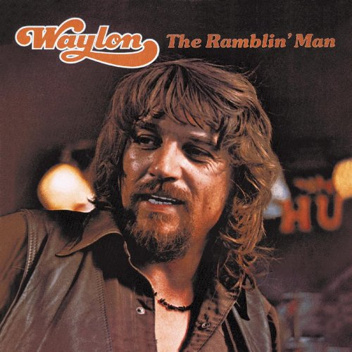 Waylon Jennings Amanda cover art