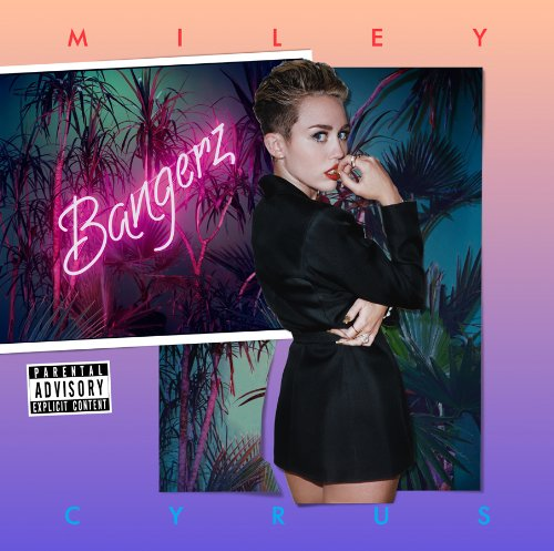 Miley Cyrus 4x4 cover art