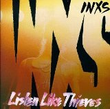 Listen Like Thieves sheet music by INXS