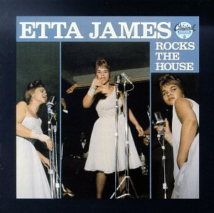 Etta James Baby, What You Want Me To Do cover art