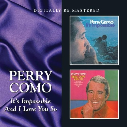 Perry Como And I Love You So cover art