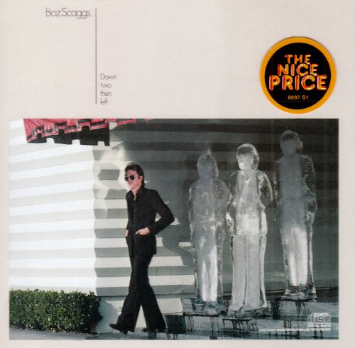 Boz Scaggs Hard Times cover art
