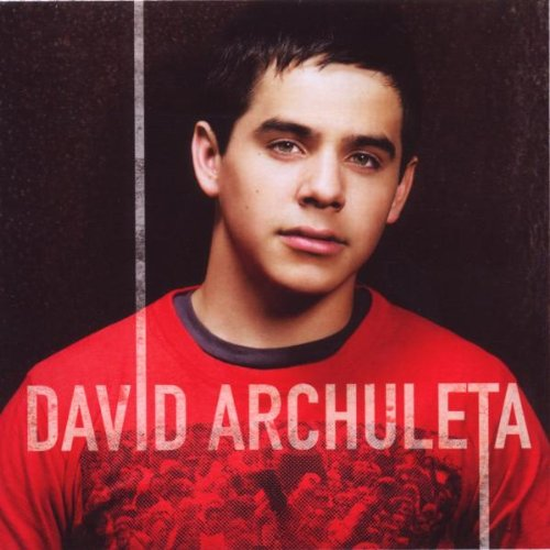 David Archuleta Crush cover art