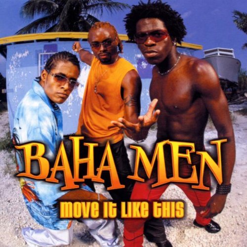 Baha Men Best Years Of Our Lives (Part I) cover art