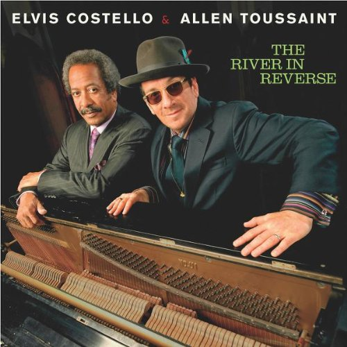 Elvis Costello and Allen Toussaint Six-Fingered Man cover art