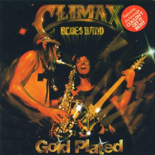 Climax Blues Band Couldn't Get It Right cover art