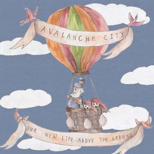 Avalanche City The Streets cover art